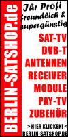 HMM Berlin Satshop - Sat-Anlagen, Sat-Technik, Receiver, Antennen usw.- freundlich und preiswert