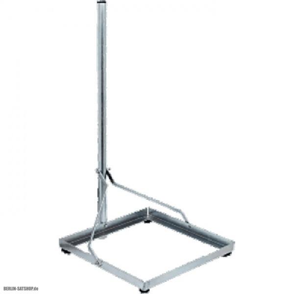 megasat sat st nder stahl 1x50cm balkonst nder f r gehwegplatte nur 24 95 berlin satshop. Black Bedroom Furniture Sets. Home Design Ideas