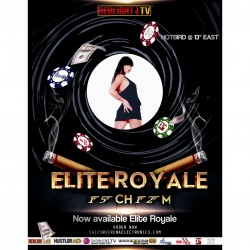 Redlight Elite ROYALE 14 Sender Viaccess-Jahreskarte