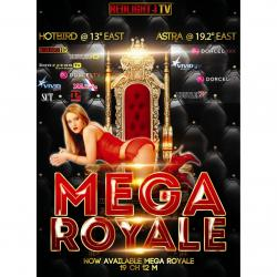 Redlight MEGA-Elite ROYALE 13 Sender Viaccess-Jahreskarte