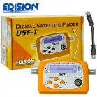 EDISION DSF-1 Satfinder digital mit LCD-Display