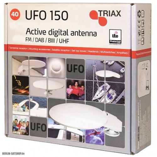 triax ufo 150 digital dvb t 2 ukw dab universal antenne. Black Bedroom Furniture Sets. Home Design Ideas